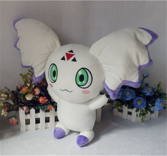 digimon Digital Monsters toys anime Culumon plush toy 40cm high quality short plush doll pillow cosplay