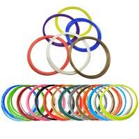 3D Printing Pen Filament 1 75mm 10 20 Rolls 10M Print Filament High Quality Plastic For