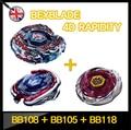 4D hot sale beyblade TOP Sales Beyblade Metal Fusion Arena(3pcs/Lot),spinning top arena,beybalde stadium BB105+BB108+BB118 Drop