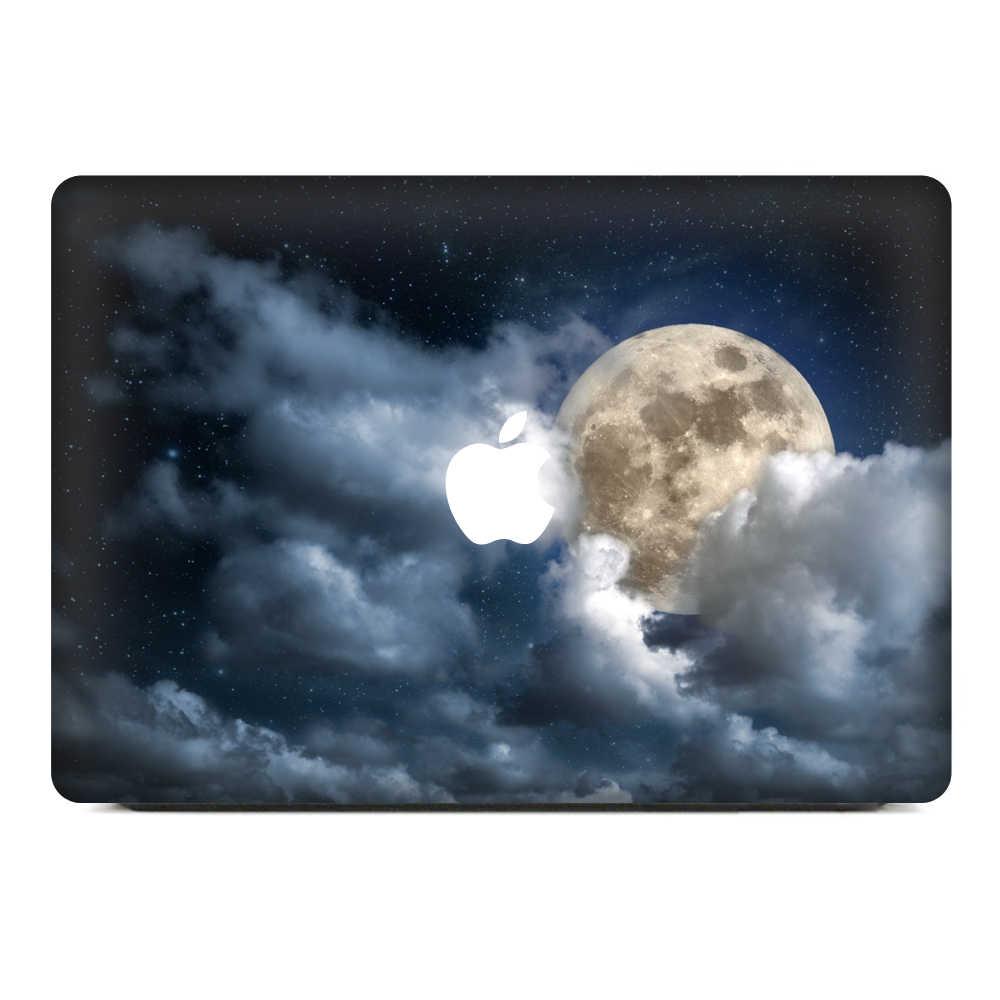 """Trăng trên đám mây máy tính xách tay decal sticker skin cho macbook air pro retina 11 """"13"""" 15 """"Vinyl Mac Trường Hợp Cơ Thể Đầy Đủ Bìa Da"""