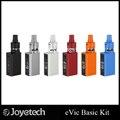 Оригинал Joyetech eVic Основные 40 Вт 1500 мАч Коробка МОД Батареи с 2 мл CUBIS Pro Мини-Форсунки V4.02 Электронных сигареты