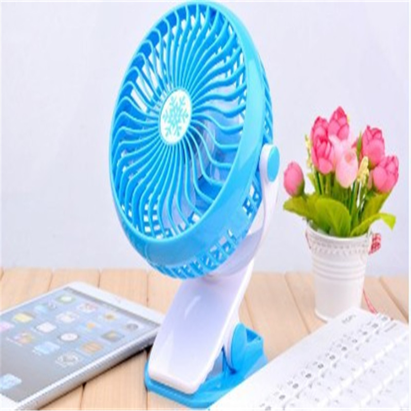 Energetic Mini Usb Fan Mini Portable Fan Mute Dormitory Fan For Student And Planning Office Clip Stepless Speed Controllable Clip Cooling