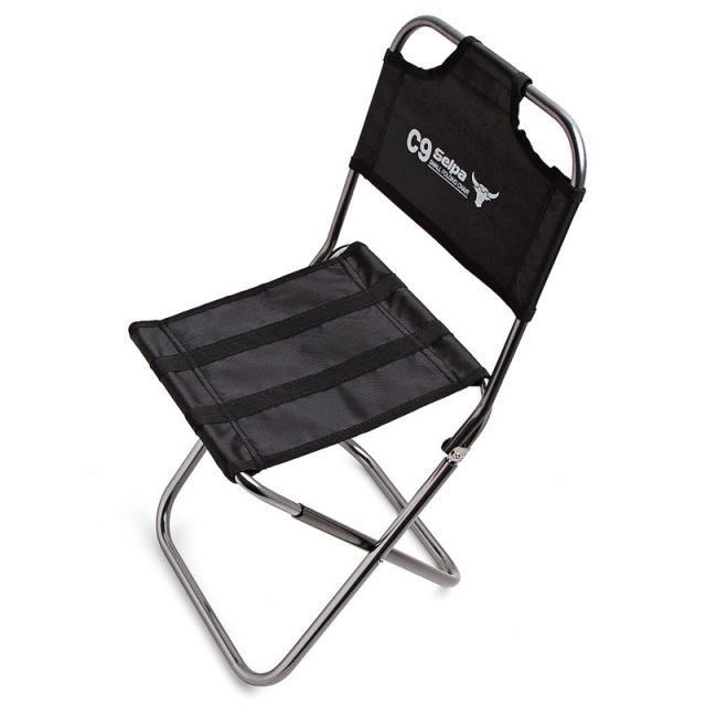 Black Portable Folding Aluminum Oxford Cloth Chair Outdoor Fishing Picnic C&ing Chairs With Backrest Desks Free  sc 1 st  AliExpress.com & Black Portable Folding Aluminum Oxford Cloth Chair Outdoor Fishing ...