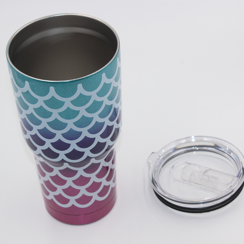 Travel Mug Cold Hot Drinks Tumbler Stainless Steel Double Wall Vacuum Coffee Cup Outdoor Beer Water Tea Cola Wine Glass Mugs in Mugs from Home Garden