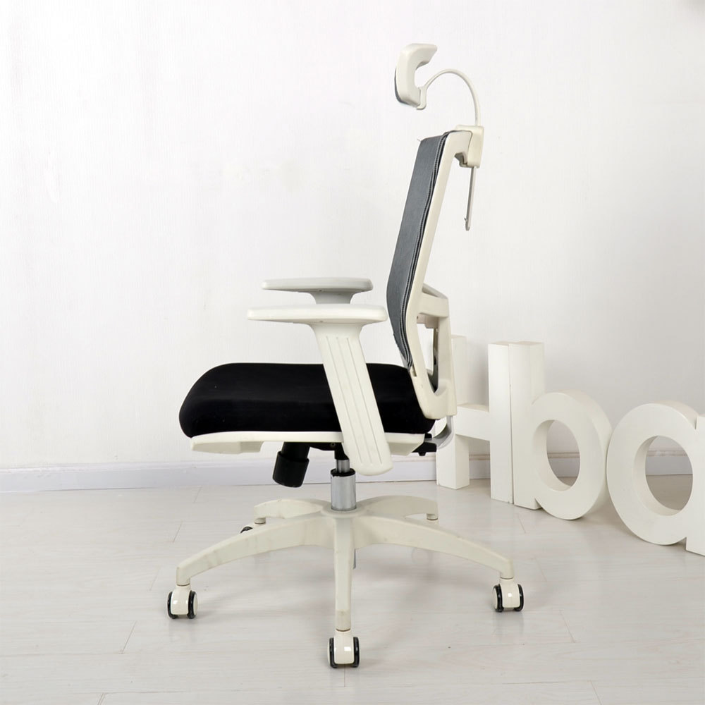 White Ergonomic Office Chairs. [ Black And White ] Fashion Tone Ergonomic Computer  Chair Home
