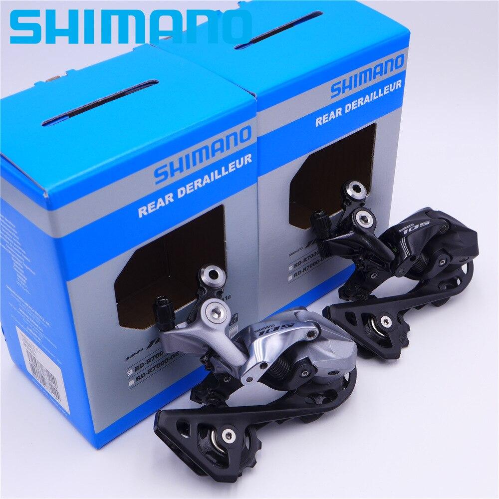 SHIMANO 105 RD R7000 GS SS Road Bike Rear Derailleur 11 Speed 11s NEW 2018 Black