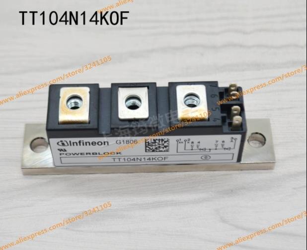 Free shipping  NEW  TT104N14KOF TT104N14K0F  MODULEFree shipping  NEW  TT104N14KOF TT104N14K0F  MODULE