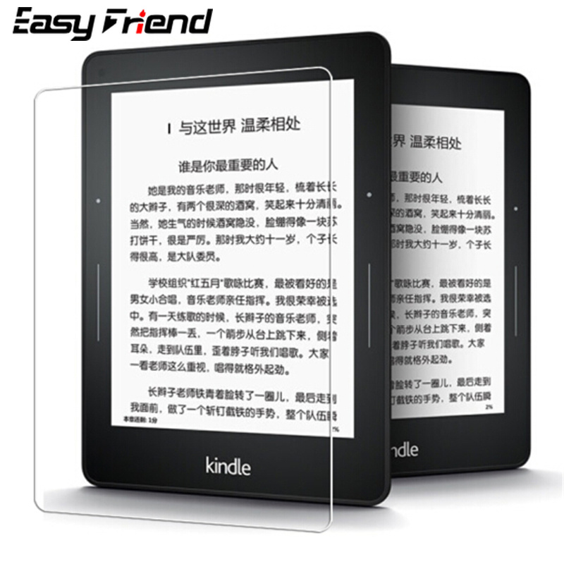 For Amazon Kindle Voyage 6.0 Voyage6 Tablet Protective Film Tempered Glass Screen Protector