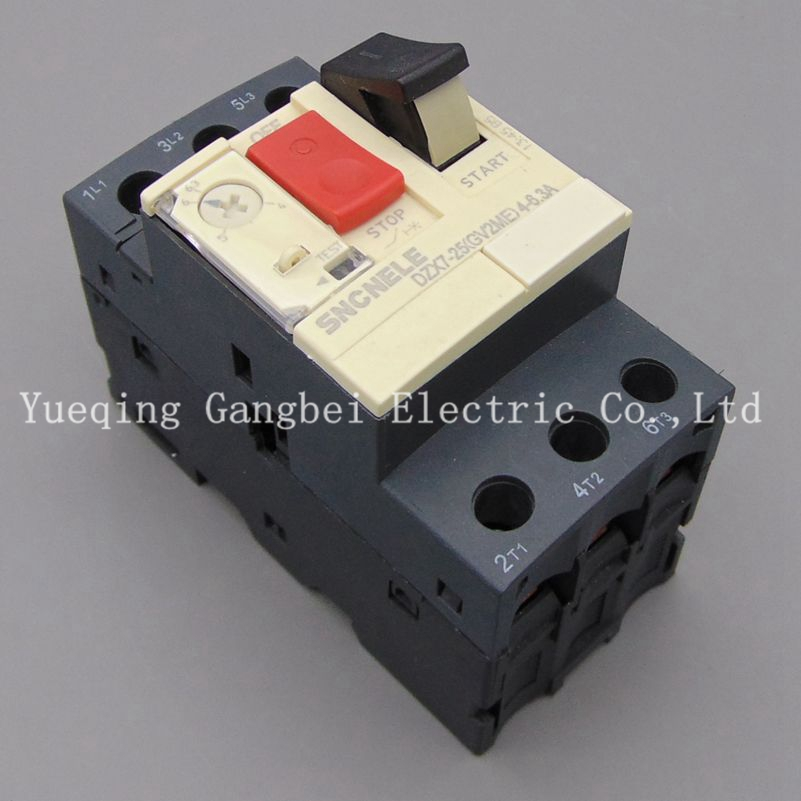 motor starter GV2-ME08C 2.5-4A Motor protector Motor Circuit Breaker motor switch GV2ME08