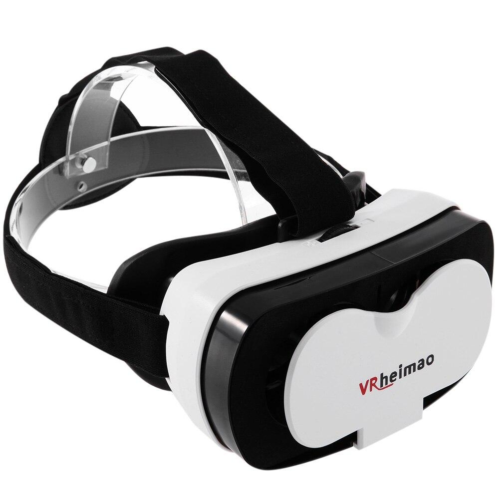 3D VR Auricular Película Juego de Realidad Virtual para 3.5-6 pulgadas de Teléfo