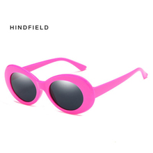 Fashion Retro Men Sunglasses Women Red Pink Vintage Round Sexy Sun Glasses UV400 Eyeglasses Goggles for and 2019 New
