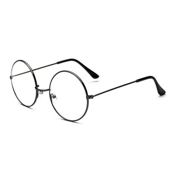 2018 Retro Round Spectacle Glasses Frames for Men Harry Potter With Clear Glass Women Myopia Optical Transparent