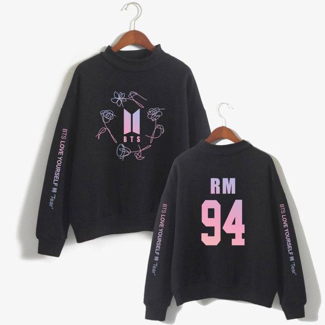 BTS Love Yourself Tear 2018 Sweatshirt Sweater