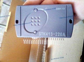 STK413-220A  FREE SHIPPING NEW AND ORIGINAL MODULE - discount item  13% OFF Electrical Equipment & Supplies