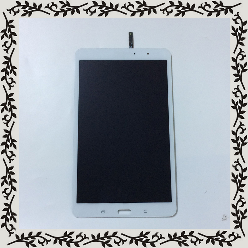 Blanc Pour Samsung Galaxy Tab Pro T320 SM-T320 LCD Moniteur D'affichage + Écran Tactile Digitizer Capteur Assemblée Panneau de Verre