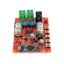 Wireless Bluetooth 4.0 Amplifier Board Audio Receiver TDA7492P 25W+25W Digital Amplifier Board