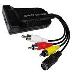 HDMI to AV CVBS S-vi...
