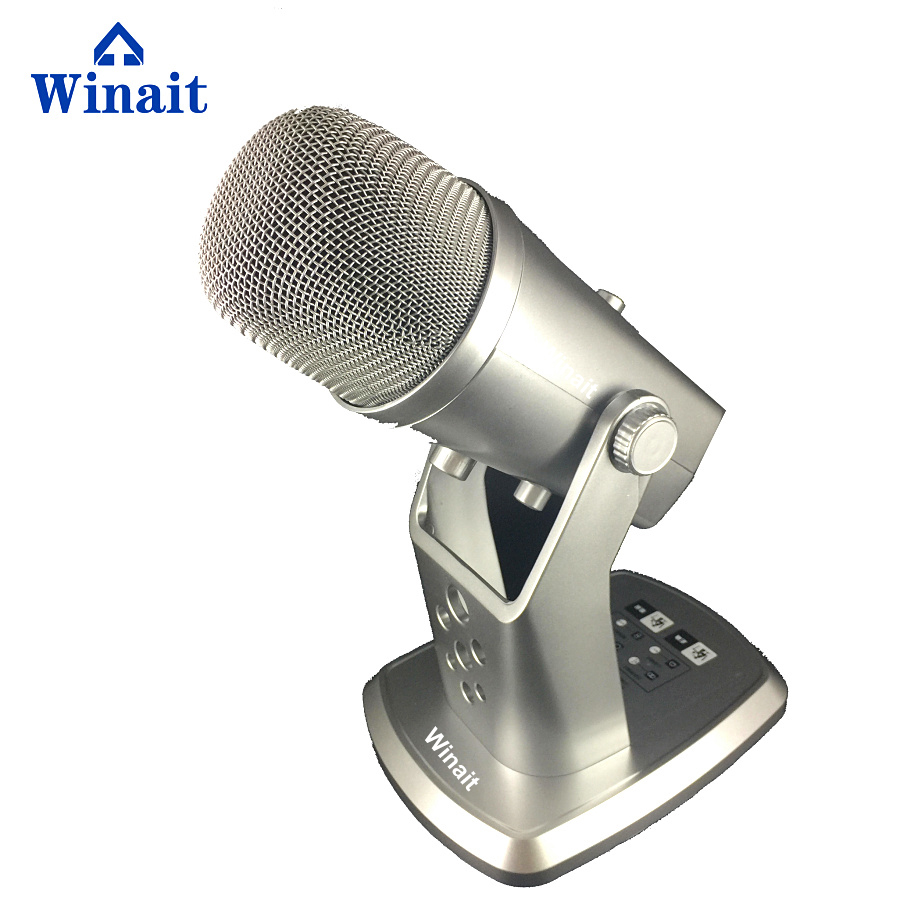 все цены на Winait New Arrival Stereo Omni-directional Conference Microphone Ultimate USB Microphone For Professional Recording