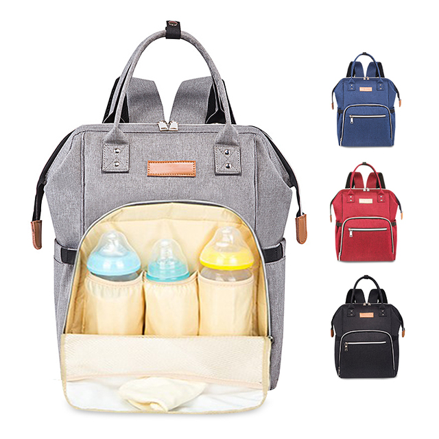 Large Size Diaper Bag Travel Backpack
