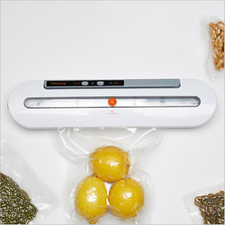 220V Household Food Vacuum Sealer Packaging Machine With 10pcs Bags Free Automatic Commercial Best Vacuum Food Sealer Saver
