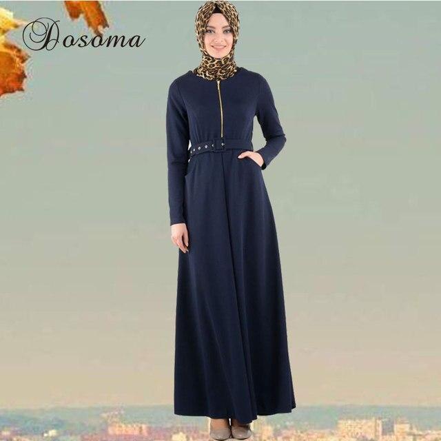 Fashion Muslim Abaya Dress Dubai Women Burka Indian Linen Maxi Robe Kimono Vestido Kaftan Instant Hijab