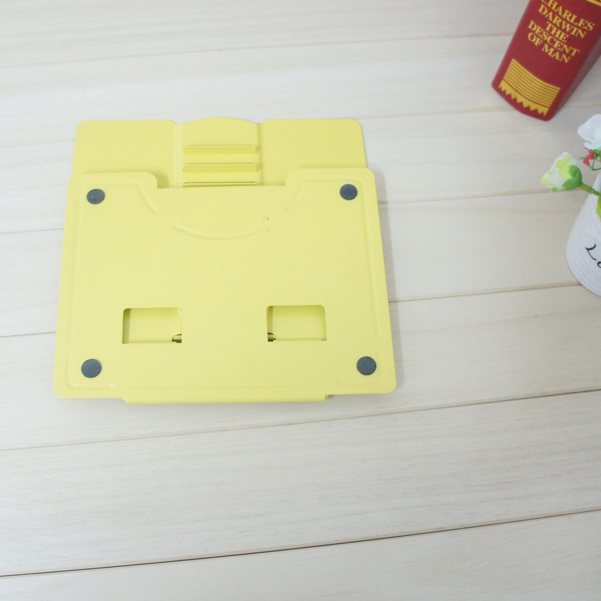 aliexpress cute cartoon papeleria metal book holder for