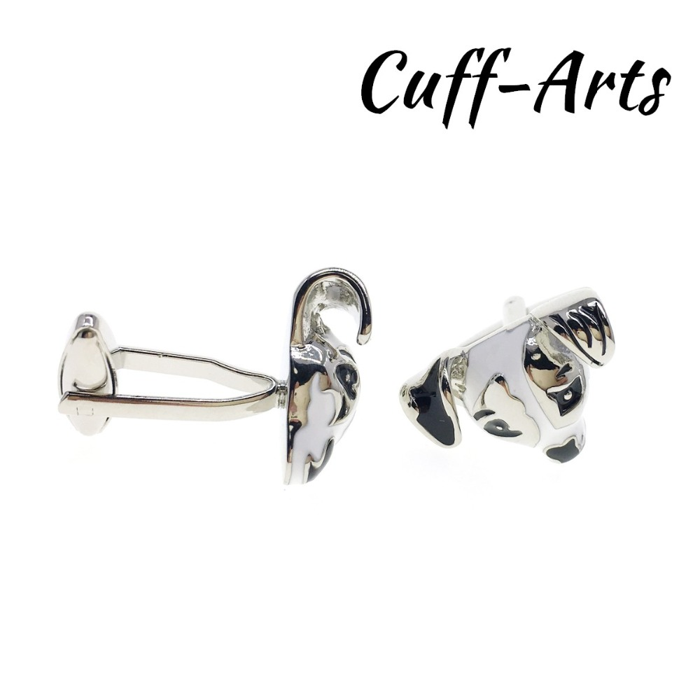 Jack Russell Terrier Cufflinks and Tie Clip in a gift box Photo of a dog,Customizable men\u2019s jewelry for pet lovers,Your photo,Handmade