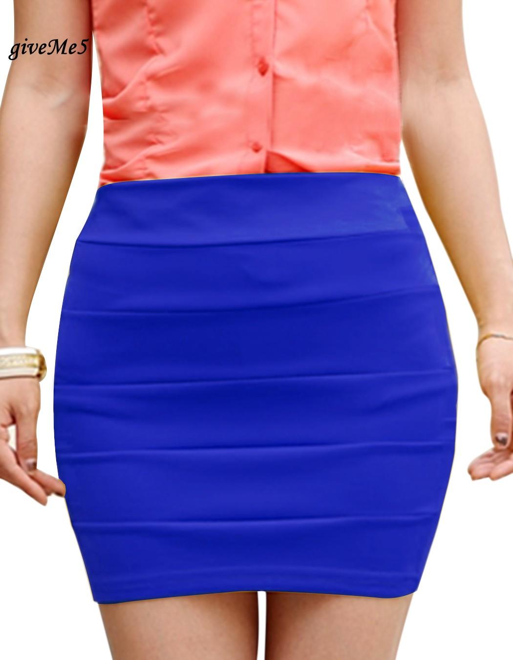 Click here to Buy Now!! Colori della caramella Saias Vita Alta OL di Modo Delle  Donne del ... afef9d30c545