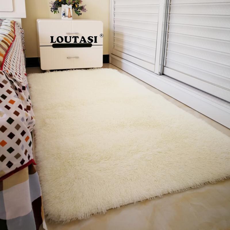 loutasi lange plusch haarigen teppich teppich fur wohnzimmer grosse grosse anti slip schlafzimmer weiche teppiche hause textil matten tapete para sala