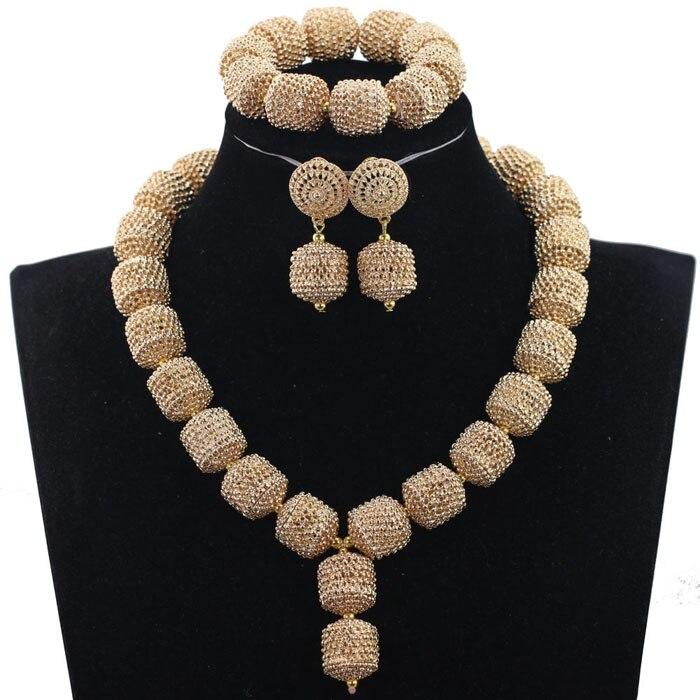 Dubai Conjuntos de Jóias de Ouro para