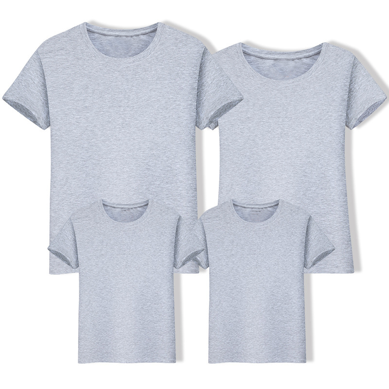 Camouflage family t-shirt matching family clothes cotton summer tops - Children's Clothing - Photo 6