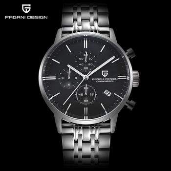 Luxury Brand High Quality Quartz Watch For Men 5