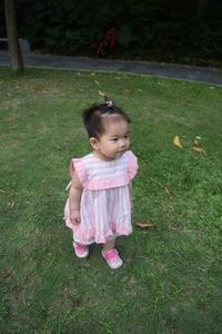 Image 5 - 2PCS Girl Summer Pink Dress Set Cute England Europe Stripe Dress Vintage Spanish Dress for Baby Girls 100% Quality Cotton