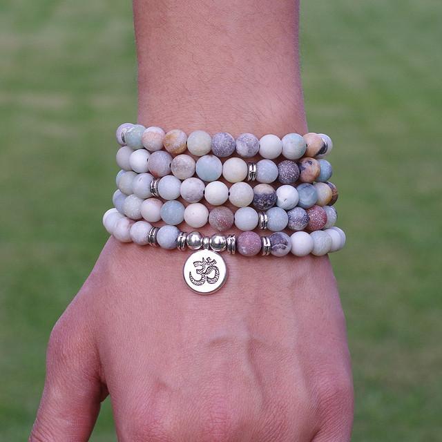 Mala Beads Yoga Chakra Bracelet