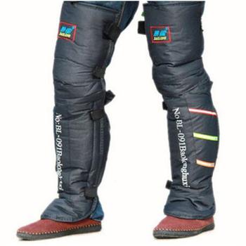 Motocyklowe zimowe ochraniacze kolan i motocykli ciepłe Motocross ochraniacze na kolana skuter e-bike Trikes używać w zimie skuter nogi tanie i dobre opinie 77756-359