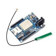Беспроводной модуль A7 GSM GPRS GPS 3 в 1 модуль щит DC 5-9 В для Arduino STM32 51MCU поддержка голос коротких сообщений Универсальный