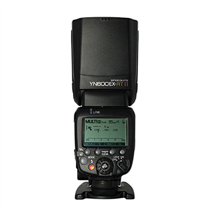 YONGNUO YN600EX-RT II 2.4G Wireless HSS 1/8000s Master TTL Flash Speedlite for Canon Camera 500d 5d 6d 7d 600EX-RT YN600EX RT II yongnuo yn600ex rt ii 2 4g wireless hss 1 8000s master ttl flash speedlite or yn e3 rt controller for canon 5d3 5d2 7d 6d 70d