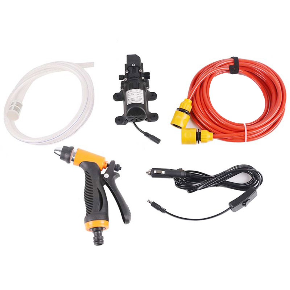 Lave-Auto pistolet pompe haute pression nettoyeur voiture soin Portable lave-linge électrique nettoyage Auto dispositif outil accessoires