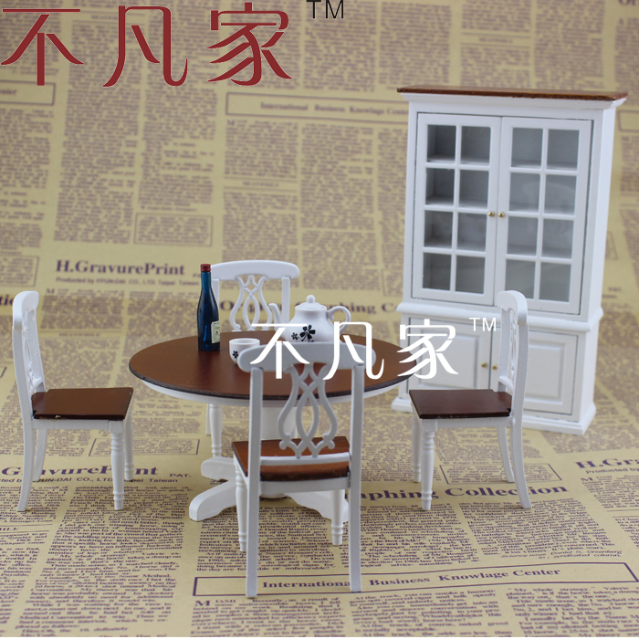 Dollhouse 1/12 scale miniature furniture well made wooden hand carved kitchen kit dollhouse 1 12 scale miniature furniture well made wooden hand carved kitchen kit