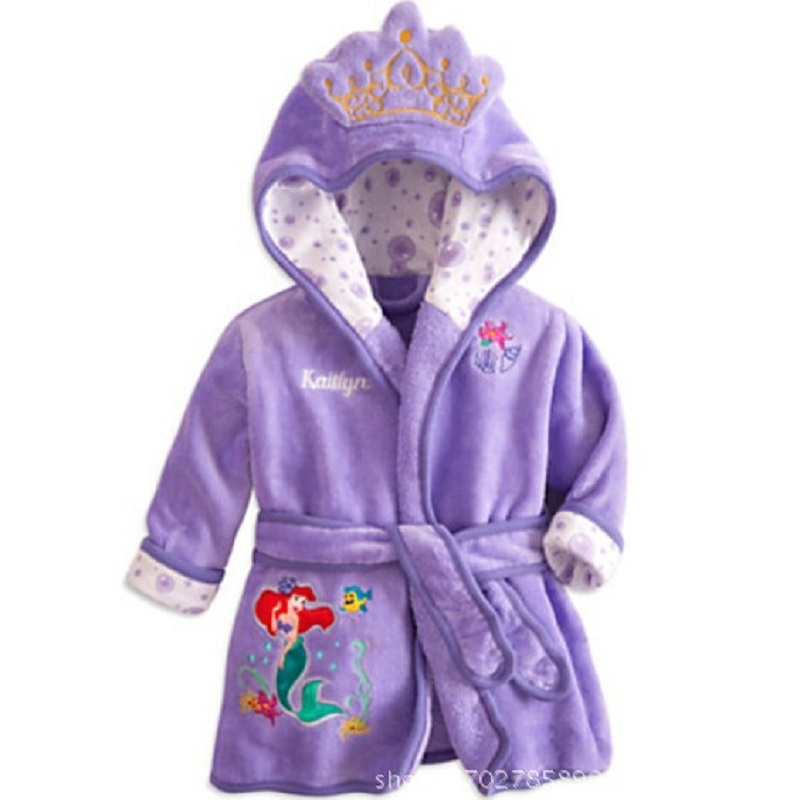 Childrens Character Dressing Gown