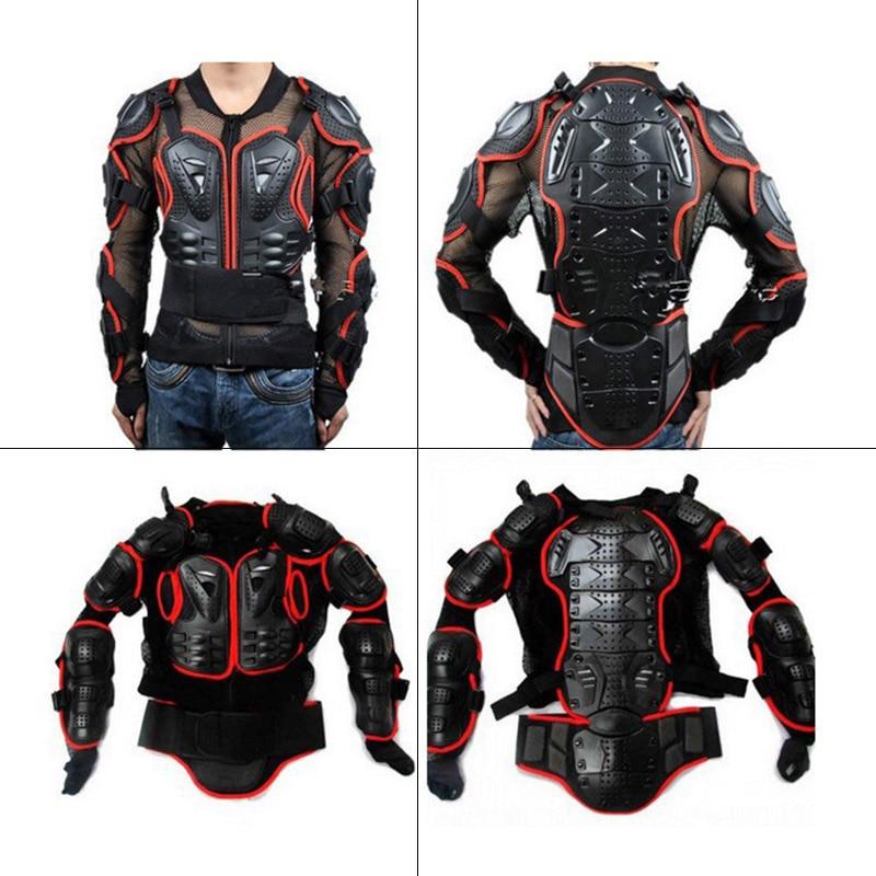 Moto professionnelle/moto Protection corporelle Motocross course armure corporelle colonne vertébrale poitrine veste de Protection - 5