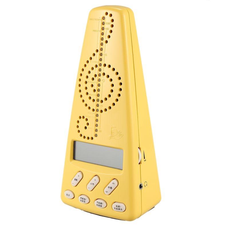 Chérubin WMT-220 métro Intelligent-accordeur métronome électronique, le piano, violon, guitare, batterie métronome applicable