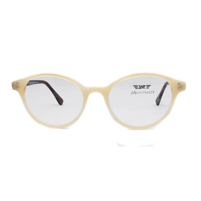 b3f8f4bd7c ESNBIE Vintage Round Eyeglasses Frames Women Eyes Frame Transparent Glasses  Frame Plain Glasses Men Clear Myopia