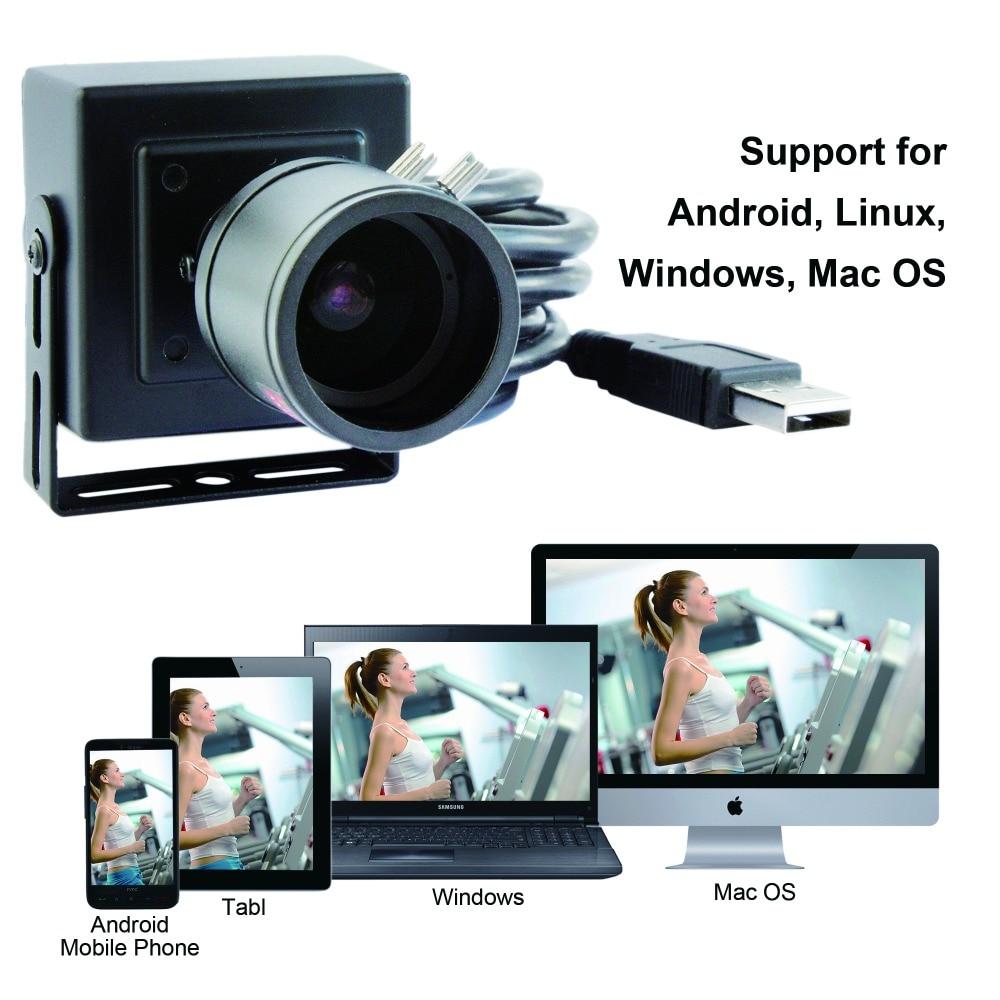 ELP 1280*720p hd MJPEG 30fps cmos OV9712 2.8-12mm varifocal CCTV Mini Security Camera endoscope Android,linux,Windows elp 640x480 300k pixels cmos ov7725 mjpeg 30fps micro mini usb camera board for android linux windows mac os elp usb30w04mt l80