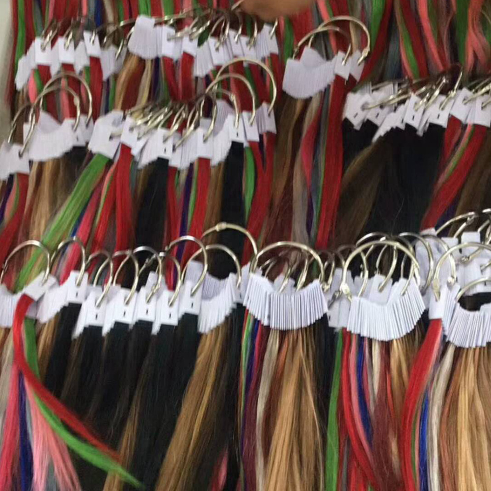35 colors human hair color ring for all kinds of hair extensions 35 colors human hair color ring for all kinds of hair extensions color chart for tape tip hair extensions in color rings from hair extensions wigs on nvjuhfo Image collections