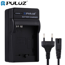 PULUZ Battery Charger+Cable For Canon NB-5L Battery Charger Set For Canon SX220 EU Plug puluz eu plug battery charger with cable for canon nb 4l nb 8l battery