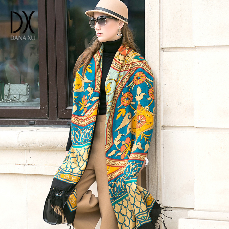 Fashion Scarves and Shawls Wome