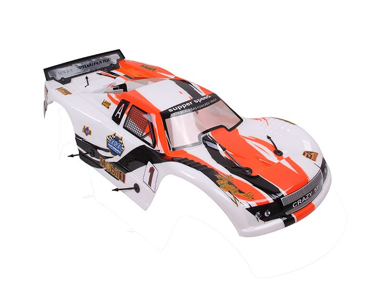 1/5 scale rc baja parts Rovan rc car spare parts 5T TRUCK BODY SHELL 2017 new rovan 1 5 scale gasoline rc car baja 5b high strength nylon frame 29cc engine warbro668 symmetrical steering
