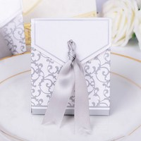 100pcs Gold Wedding Favor Boxes Wedding Candy Box Wedding Favors And Gifts Event And Party Supplies