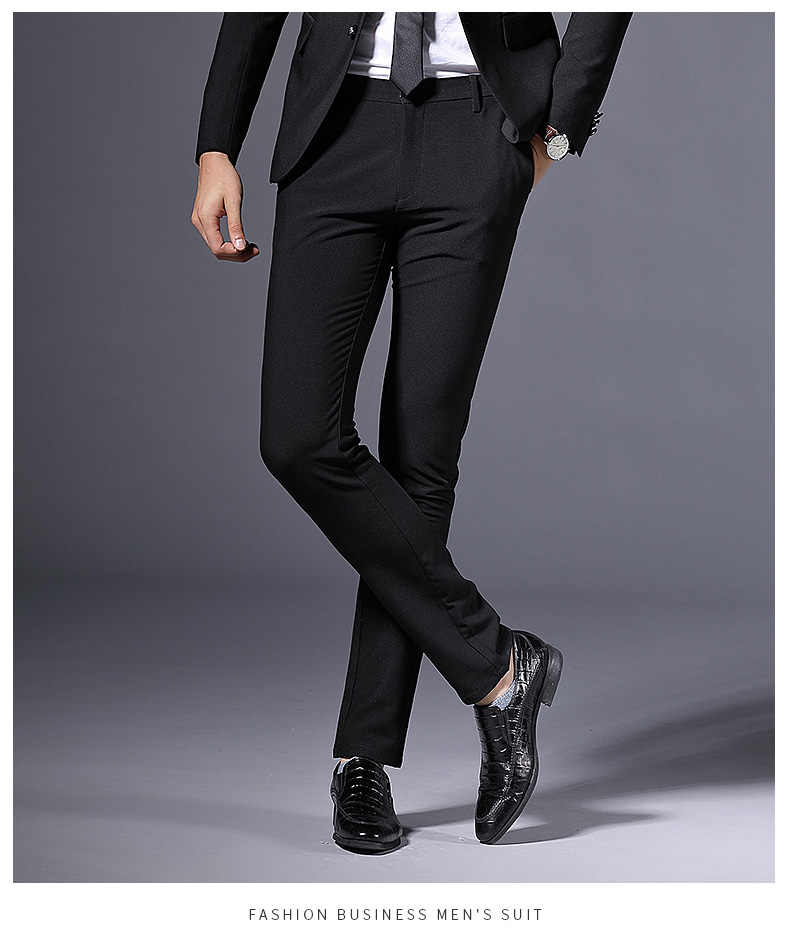 CH. KWOK темно-синяя мужская костюмная жилетка брюки портной костюм bespoke темно-синие свадебные костюмы мужские смокинги жениха Мужские деловые костюмы 3 шт.